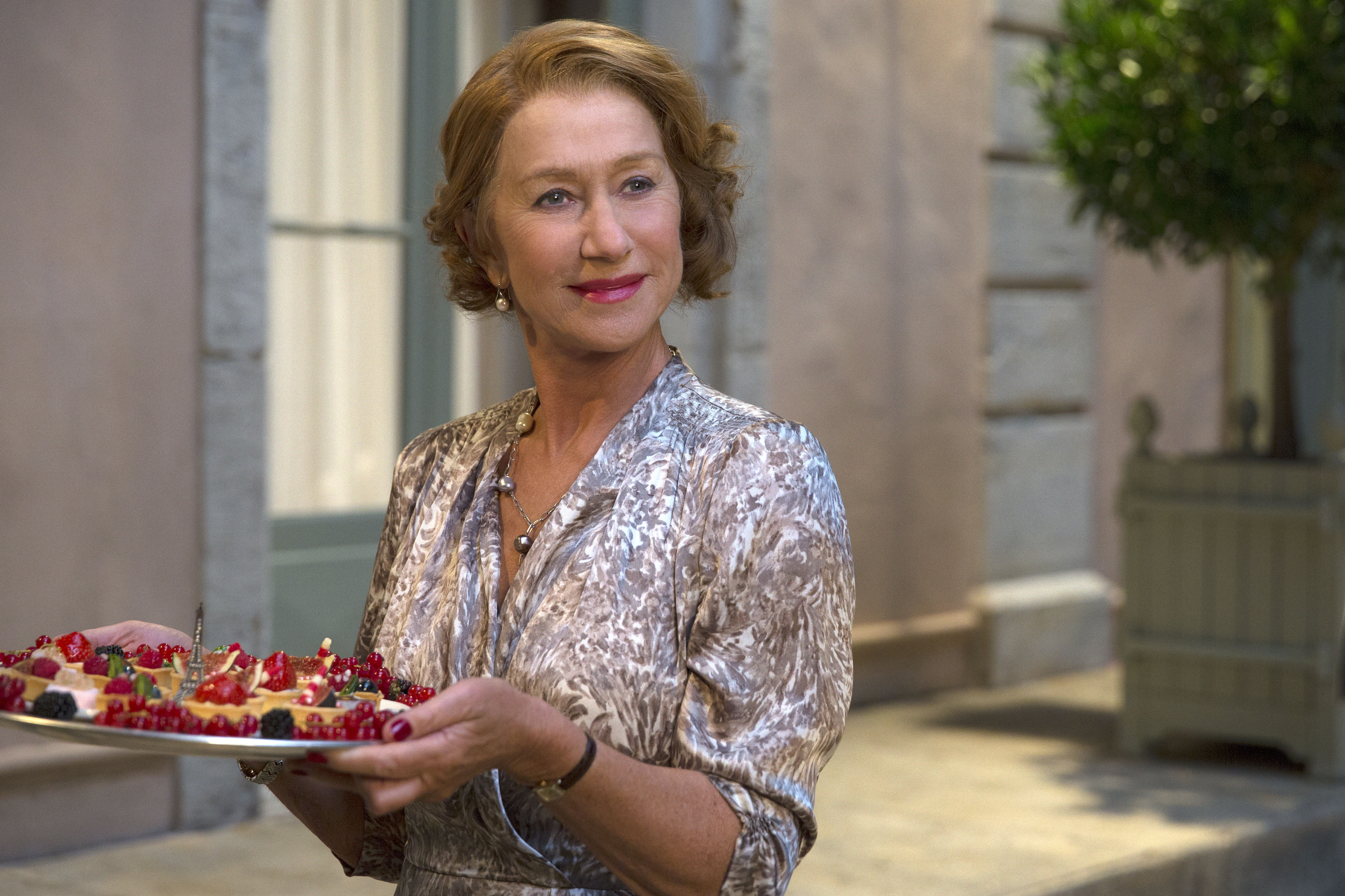 Helen Mirren Holds Culinary Court in 'The Hundred-Foot Journey'